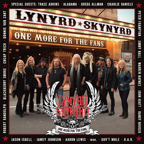 Play & Download One More For The Fans (Live) by Lynyrd Skynyrd | Napster