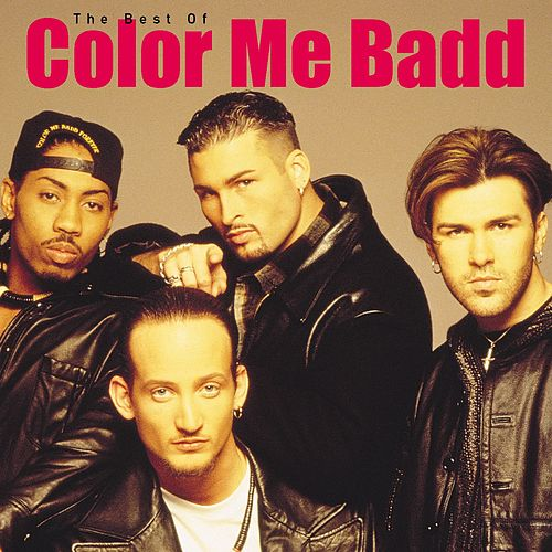 The Best Of Color Me Badd by Color Me Badd