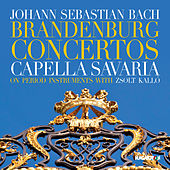 Play & Download Bach: Brandenburg Concertos by Various Artists | Napster