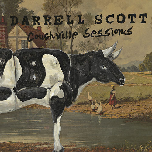 Play & Download Couchville Sessions by Darrell Scott | Napster