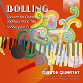 Bolling: Concerto for Classical Guitar & Jazz Piano Trio by Claude Quartet