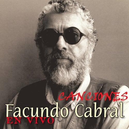 Canciones en Vivo by Facundo Cabral