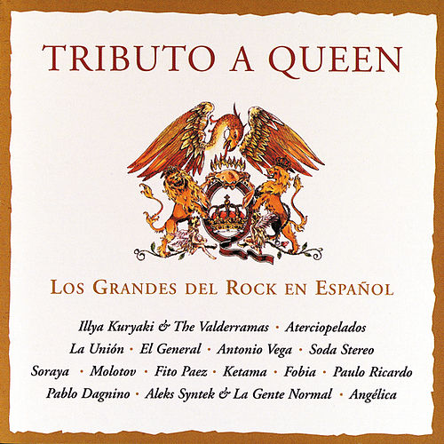Tributo A Queen: Los Grandes Del Rock... by Various Artists