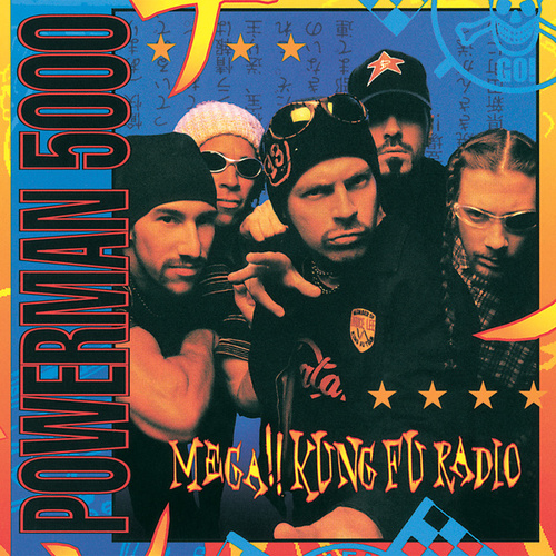 Play & Download Mega!! Kung Fu Radio by Powerman 5000 | Napster
