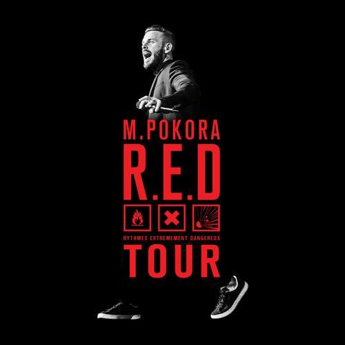 R.E.D. Tour Live de M. Pokora
