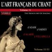 L'art français du chant, Vol. 11 by Various Artists