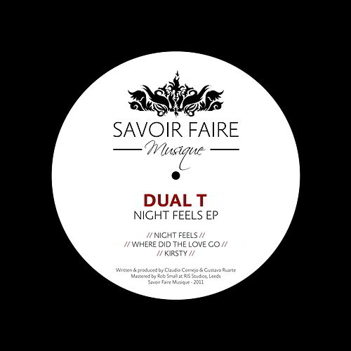 Night Feels EP by Dual T
