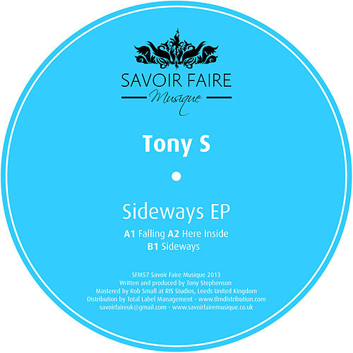Play & Download Sideways EP by Los Tony's | Napster
