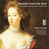 Jenkins, Locke & Purcell: Musicke from the Ayre von Various Artists