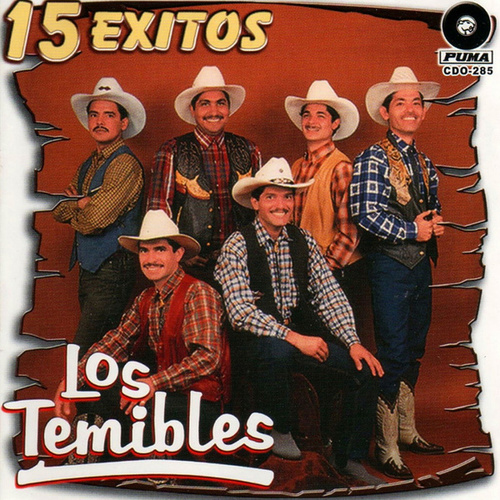 Play & Download 15 Exitos by Los Temibles | Napster