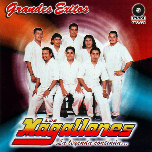 Play & Download Grandes Exitos by Los Magallones | Napster