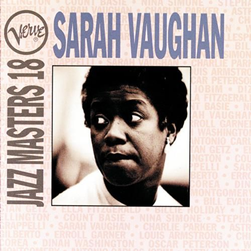 Play & Download Verve Jazz Masters 18 by Sarah Vaughan | Napster