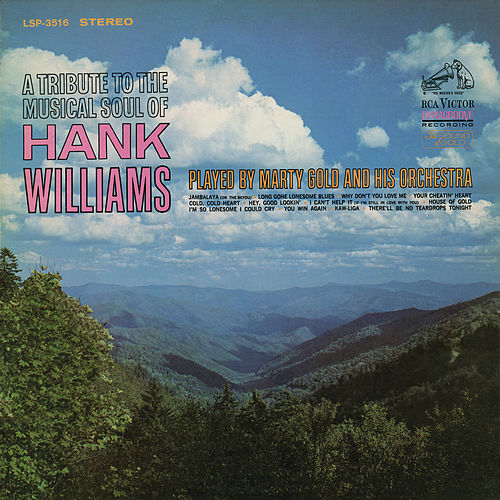 The Musical Soul of Hank Williams by Marty Gold