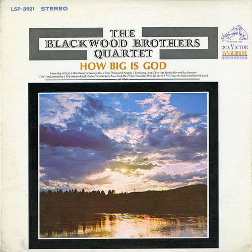 Play & Download How Big Is God by Blackwood Brothers Quartet | Napster