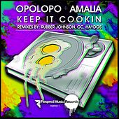 Keep It Cookin' von Various Artists
