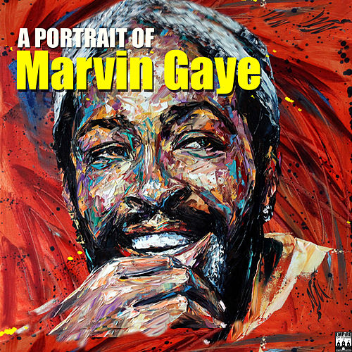 A Portrait of Marvin Gaye by Marvin Gaye