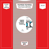 Play & Download Talk Much by Temper Temper | Napster