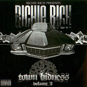 Town Bidness Volume 2 by Richie Rich