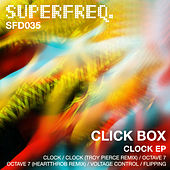 Clock EP by Click Box