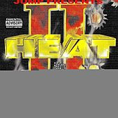 Heat II Ghetto Session by Various Artists