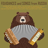 Play & Download Folk Dances and Songs from Russia by Various Artists | Napster