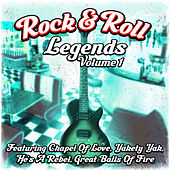 Play & Download Rock & Roll Legends Vol.1 by Various Artists | Napster