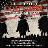 The Greatest Country Show on Earth Vol. 3 by Various Artists