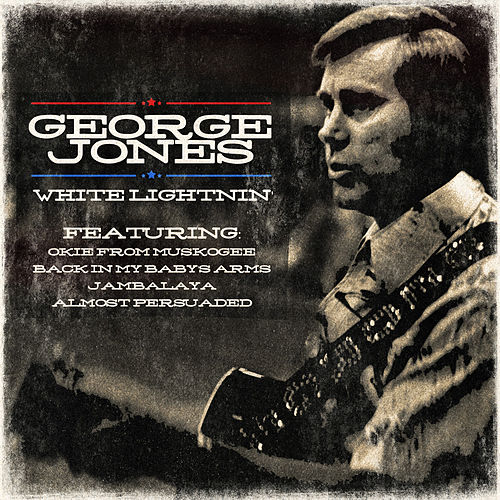 Play & Download George Jones - White Lightnin' by George Jones | Napster