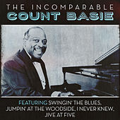 The Incomparable Count Basie by Count Basie