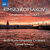 Play & Download Rimsky-Korsakov: Symphonies Nos. 1 & 3 by Rundfunk-Sinfonieorchester Berlin | Napster