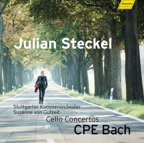C.P.E. Bach: Cello Concertos by Julian Steckel