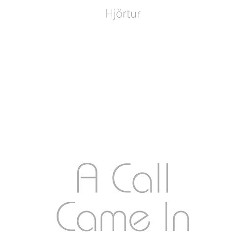 A Call Came In by Hjortur