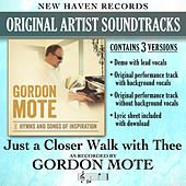 Just a Closer Walk with Thee (Performance Tracks) by Gordon Mote