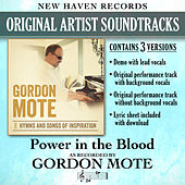 Power in the Blood (Performance Tracks) by Gordon Mote