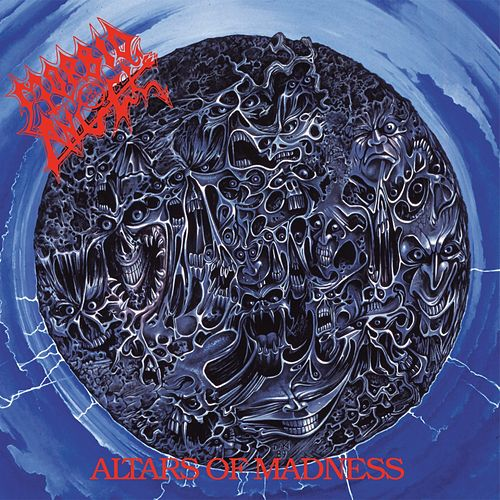 Altars of Madness (Full Dynamic Range Edition) by Morbid Angel