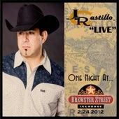 J.R. Castillo: One Night at Brewster Street (Live) by J.R. Castillo