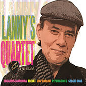 Play & Download Lanny's Quartet & All Stars by Lanny Gordin | Napster