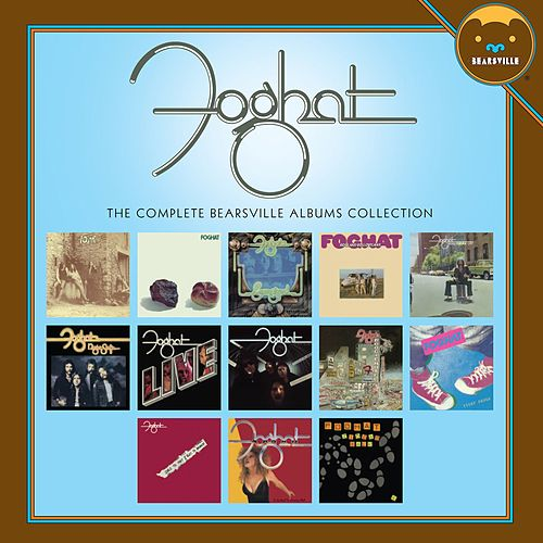 Play & Download The Complete Bearsville Album Collection by Foghat | Napster