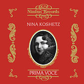 Play & Download Nina Koshetz (Recorded 1928/9 and 1940) by Various Artists | Napster