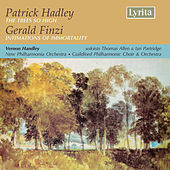 Hadley: The Trees so High - Finzi: Intimations of Immortality by Various Artists