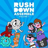 Rushdown Assemble Vol. 1 by Various Artists