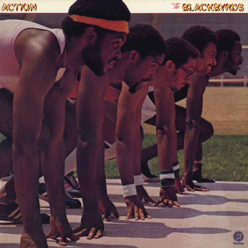 Action by The Blackbyrds