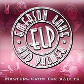Play & Download Masters From The Vaults by Emerson, Lake & Palmer | Napster