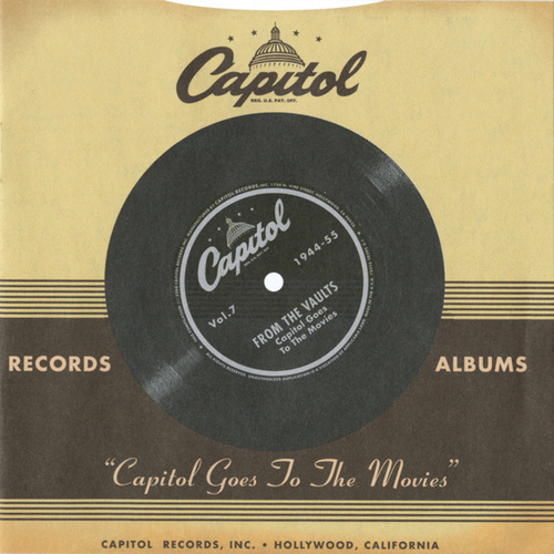 Capitol Records From The Vaults: 'Capitol Goes To The Movies' by Various Artists