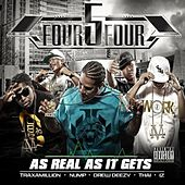 454 Life Presents - As Real As It Gets by Various Artists