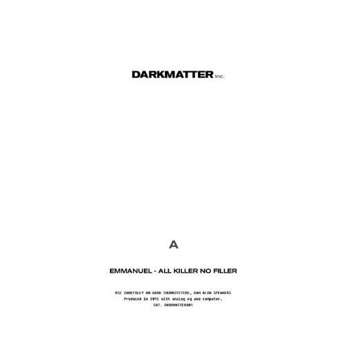 Play & Download All Killer No Filler by Emmanuel   Napster