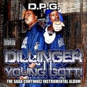 Tha Saga Continuez II (Instrumental Album) by Young Gotti