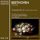 Play & Download Beethoven: Concerto No. 3 in C Minor, Op. 37 by Philharmonia Orchestra | Napster