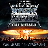 Play & Download Live in Ljubljana, Slovenia by Nuclear Assault | Napster