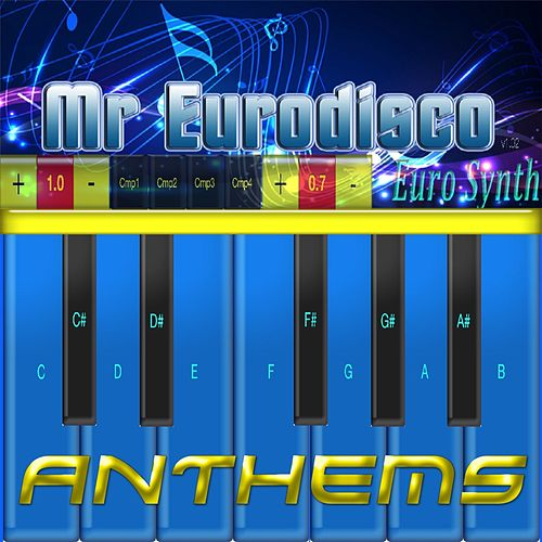 Euro Synth Anthems de Mr Eurodisco